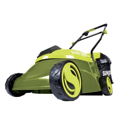 Snow Joe Sun Joe MJ401C 14-Inch 28-Volt Cordless Push Lawn Mower