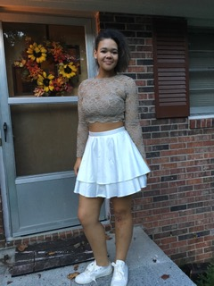 Princess ready for homecoming
