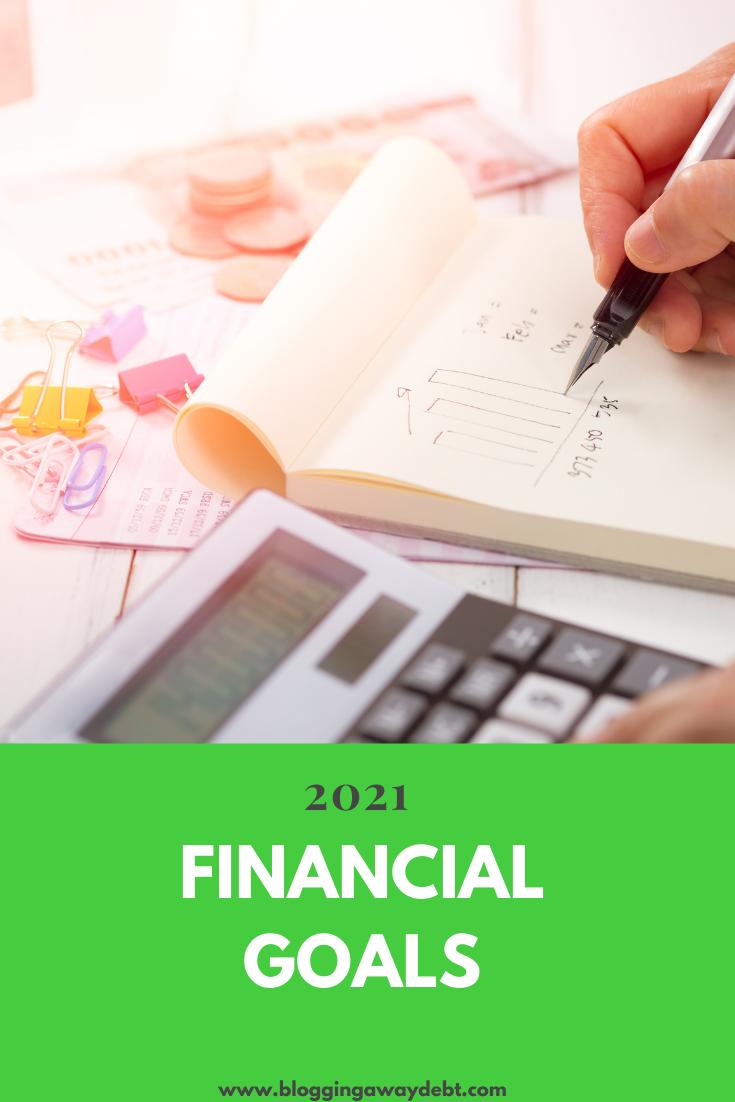 2021 Financial Goals